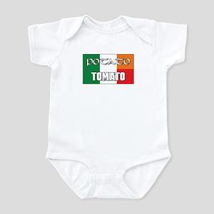 Potato Tomato Irish-Italian Infant Bodysuit