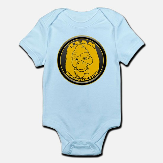 Team Sasquatch Infant Bodysuit