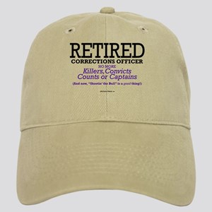 Retired Corrections Ballcap