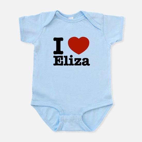 I love Eliza Infant Bodysuit