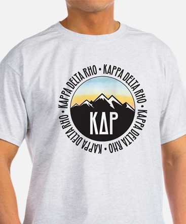 KDR Mountain Sunset T-Shirt