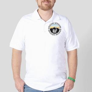 KDR Mountain Sunset Golf Shirt