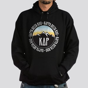 KDR Mountain Sunset Hoodie (dark)