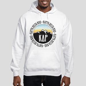 KDR Mountain Sunset Hooded Sweatshirt