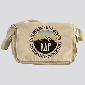 KDR Mountain Sunset Messenger Bag