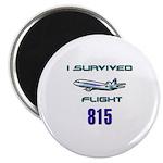 OCEANIC FLIGHT 815 Magnet