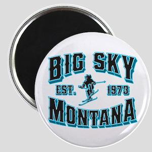 Big Sky Black Ice Magnet