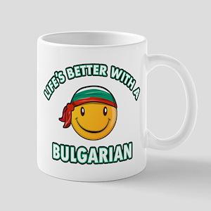 Cute bulgarian designs Mug