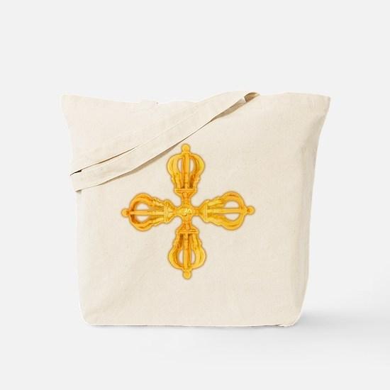 Double Dorje Tote Bag