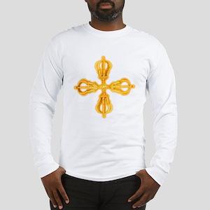 Double Dorje Long Sleeve T-Shirt