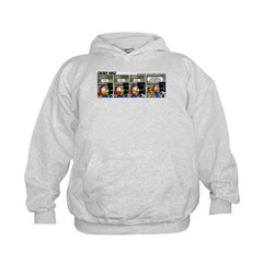 0350 - Rusty wrench 3 Hoodie