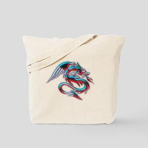 Elemental Dragon Tote Bag