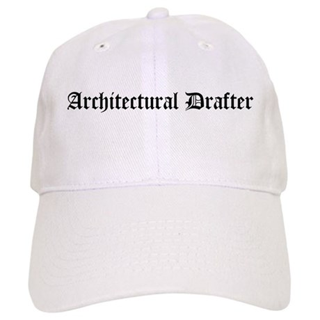 Architectural Drafter Cap