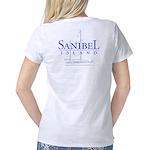 Sanibel Sailboat_type Women's Classic T-Shirt