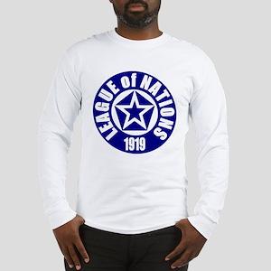 League of Nations Long Sleeve T-Shirt