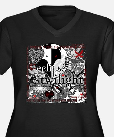 Must Have Twilight Collage by Twibaby Women's Plus