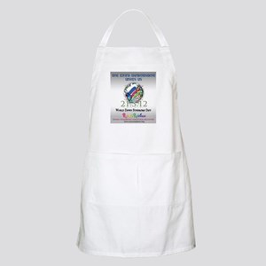 World Down Syndrome Day 2012 Apron