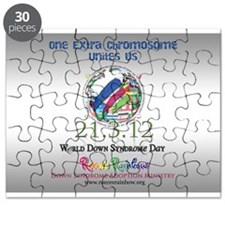 World Down Syndrome Day 2012 Puzzle