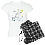 Sailing T-Shirt / Pajams Pants