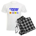 'Race 2 Win' in this Men's Light Pajamas