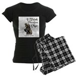The Geek God's Women's Dark Pajamas