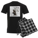 The Geek God's Men's Dark Pajamas