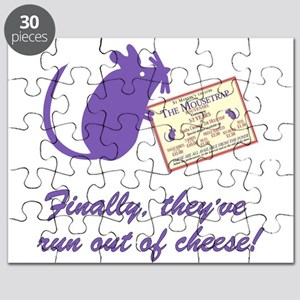 The Cheesey Puzzle