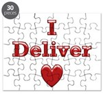 Deliver Love in This Puzzle