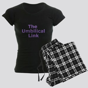 Cut it in this Women's Dark Pajamas