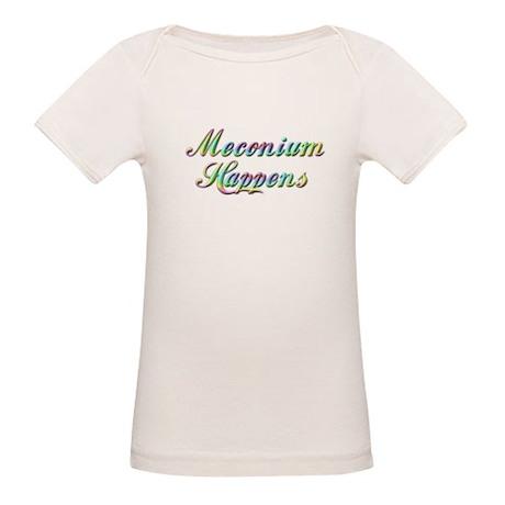 The Meconium Organic Baby T-Shirt