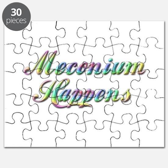 The Meconium Puzzle