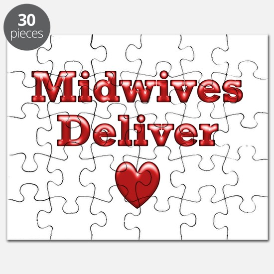 Delivering Love With This Puzzle