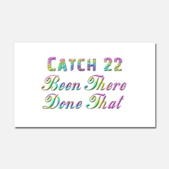 The Baby Catcher's Car Magnet 20 x 12