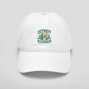 Detroit Irish Drinking Team Cap