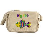 The Pond-Life Messenger Bag