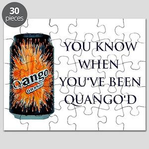 Quango'd? Then get the Puzzle