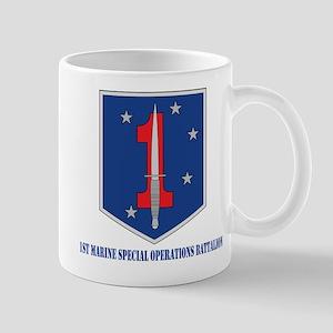 1st Marine Special Operations Battalion Mug