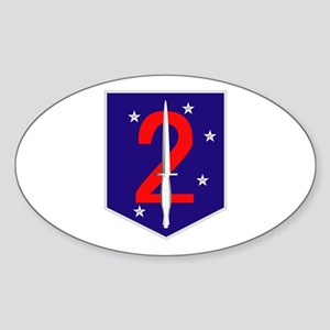 3rd Marine Expeditionary Force Sticker (Oval)