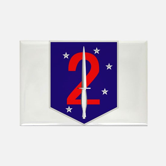 3rd Marine Expeditionary Force Rectangle Magnet