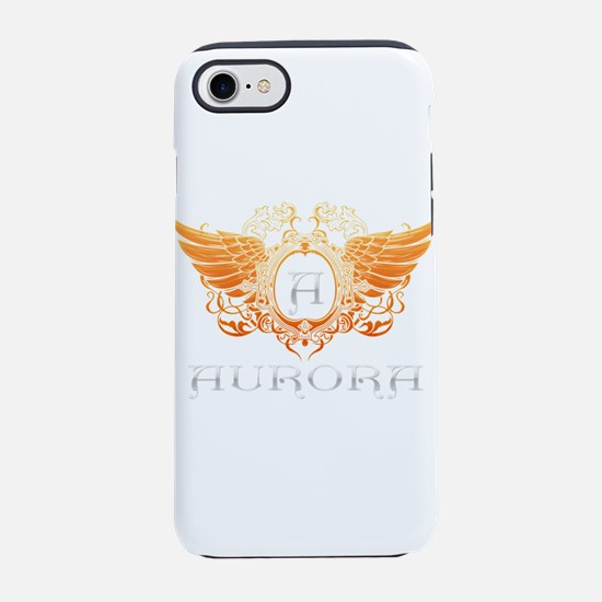 Aurora name iPhone 7 Tough Case