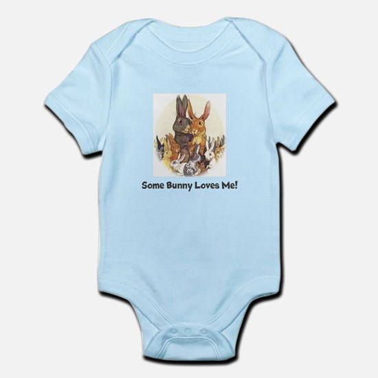 Some Bunny Infant Bodysuit