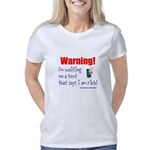 Warning shirt Women's Classic T-Shirt