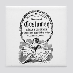 Costumer Tile Coaster