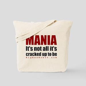 BigAssRobot Mania Tote Bag
