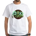 Warlock - White T-Shirt