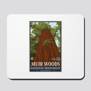 Muir Woods 3 Mousepad