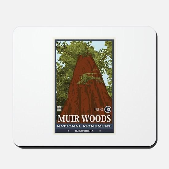 Muir Woods 3 Mousepad