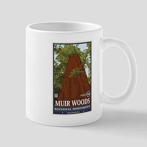 Muir Woods 3 Mug