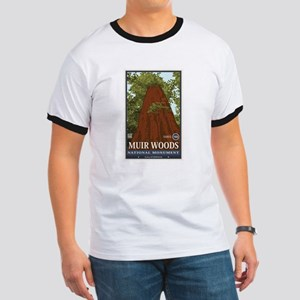 Muir Woods 3 Ringer T