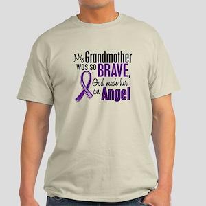 Angel 1 Pancreatic Cancer Light T-Shirt